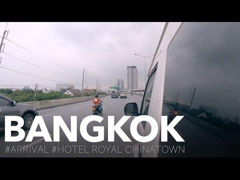 Thailand - Bangkok #Hotel Royal #Chinatown