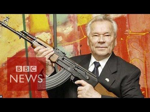 Kalashnikov AK-47: World's most recognisable gun?