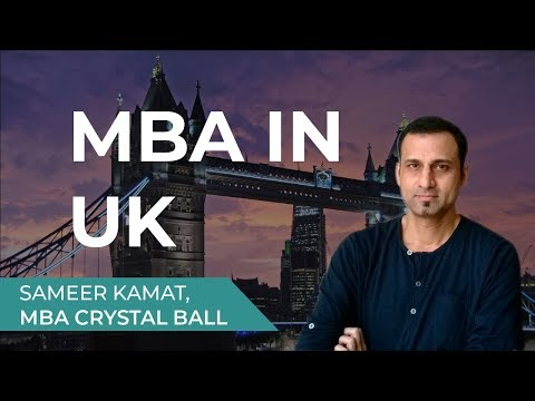 MBA In UK For International Students