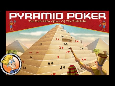 Pyramid Poker — game preview at GAMA Trade Show 2017