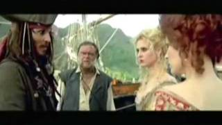 4,3,2,1 Jack Sparrow