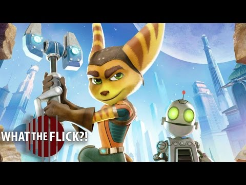 Ratchet and Clank – Official Movie Review
