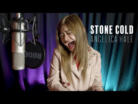 Stone Cold (Demi Lovato) | Angelica Hale Music Video Cover