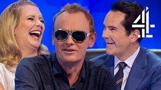 Sean Lock's Alter Egos & Jimmy's EXCELLENT Comeback for Rachel! | 8 Out of 10 Cats Does Countdown