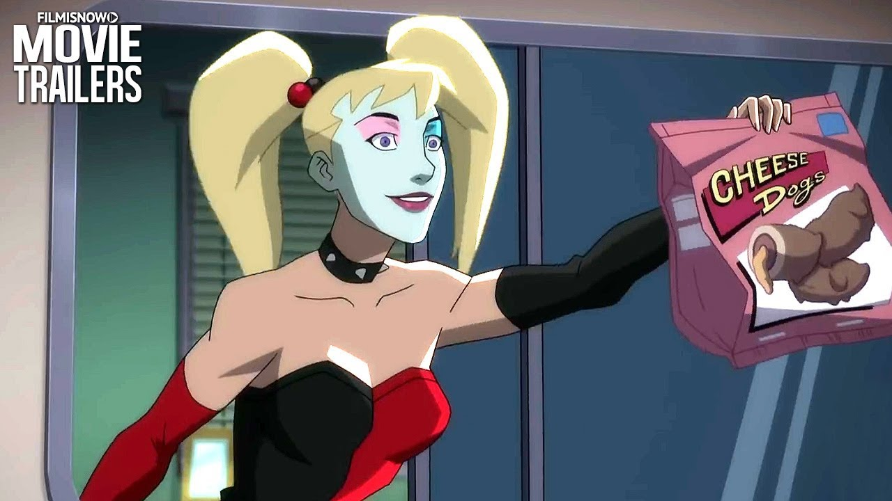 Suicide Squad Hell To Pay New Clips Trailer For Dc Animated Movie Youtube