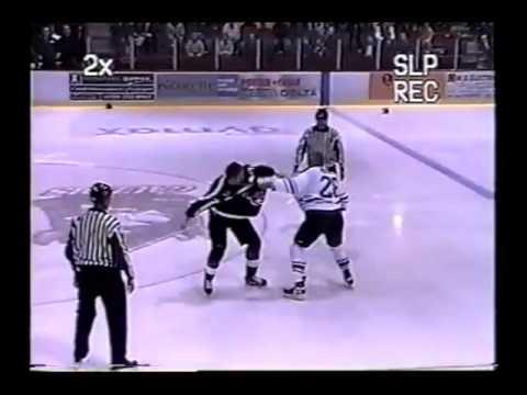 Brian Harvie vs  Derek Parker LNAH 21 10 05