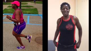 She lost 66 lbs in 6 months