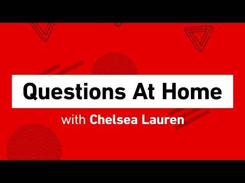 Questions At Home With Chelsea Lauren | Shutterstock