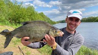 Офигенные лещи или Трофейная рыбалка на реке З Двина