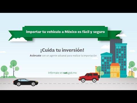 Infórmate: Importación Definitiva de Vehículos