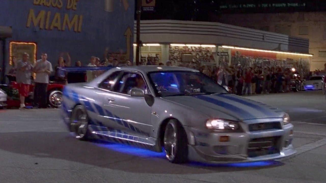 First Race (S2000 Vs RX-7 Vs Supra Vs