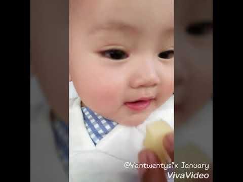 Dato' Sri Siti Nurhaliza - Comel Pipi Merah (Nur Ayra Ashifa)