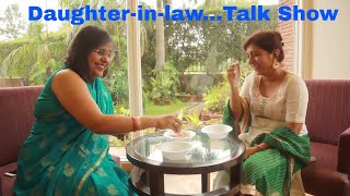Daughter-in-law... Talk Show