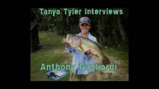 Tanya Tyler Interviews Anthony Gagliardi