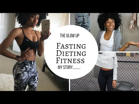 My Glow Up | Intermittent Fasting, Fitness & Not Eating Meat
