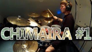 Chimaira - Six (drum cover)