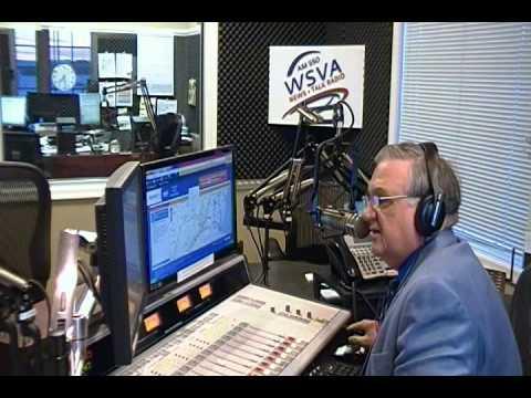 Dennis Phillips WSVA Radio