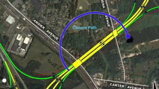 The East End Connector project in Durham would provide a direct con...
