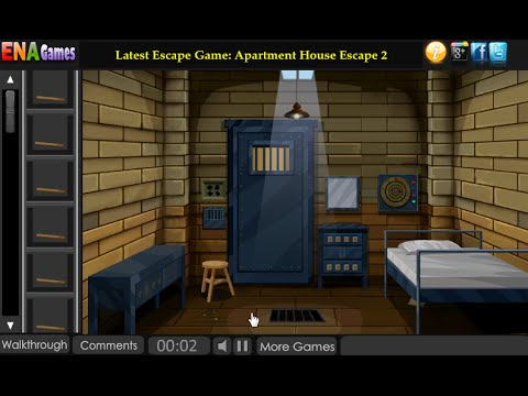 Prison Escape 2 Walkthrough Enagames Youtube