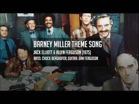 Barney Miller Theme (1975)