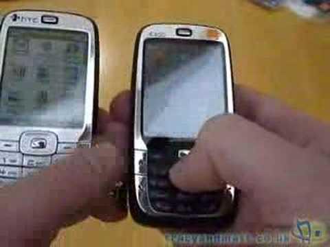 Orange E650 & HTC S710 Compared (Part 2)