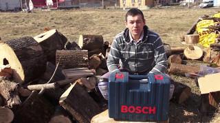 обзор Электро рубанок Bosch GHO 40 82 C
