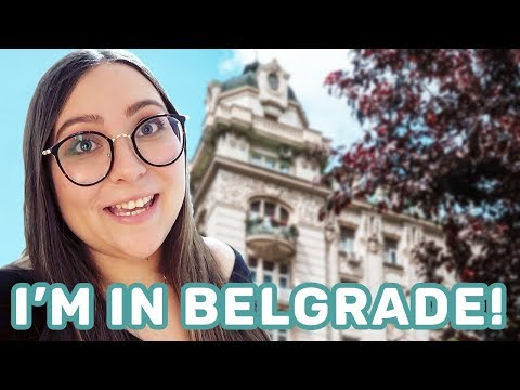 First Time in Belgrade, Serbia! | Travel Vlog + Guide