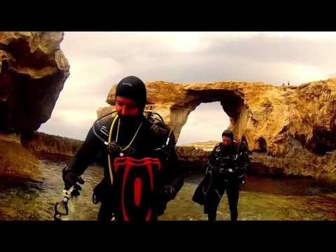 Diving Gozo -