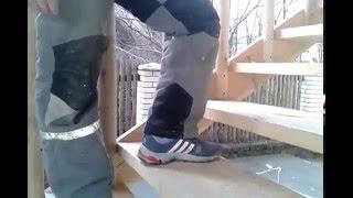 как сделать лестницу своими руками 2