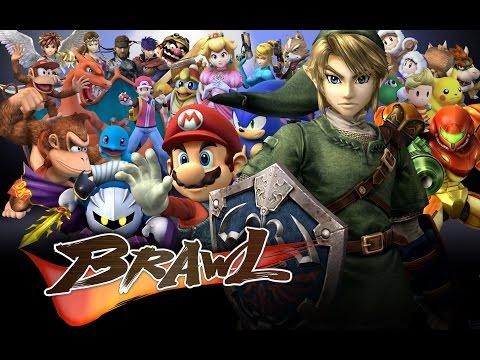 Super Smash Bros Brawl All Cutscenes (Game Movie)