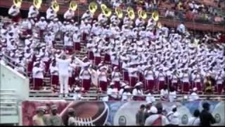 """Neck"" Comparison Study - HBCU Marching Bands"