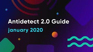 Antidetect 2.0 English Guide (VirtualBox based)