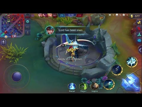 How To CALL OUT LORD And Become Allies - Mobile Legends Gameplay Walkthrough HD