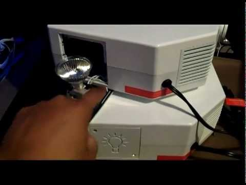 Shift3 Light Blast Entertainment projector bulb replacement lamp upgrade!!