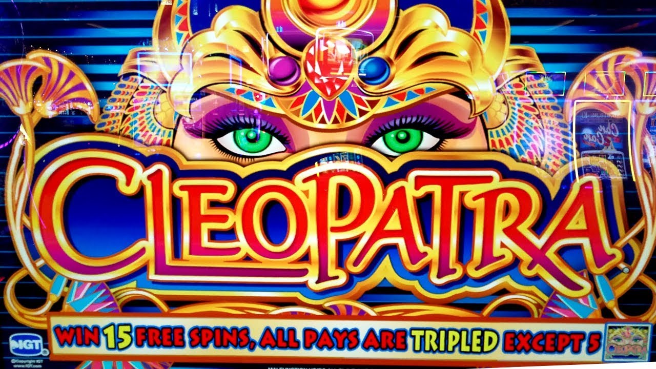 Cleopatra Slot Machine Tips