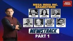 Mega India Inc Brainstorm On PM Modi's Stimulus Package | Newstrack With Rahul Kanwal | Part 1