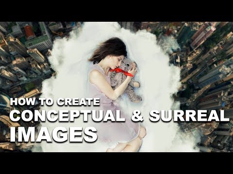 PhotoForge - How to Create Conceptual and Surreal Images