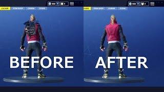 Fortnite Remove Backbling / Remove Backpack (Bugfix)