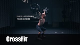 The Overhead Squat with Chris Spealler thumbnail