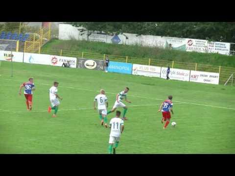 CLJ: Gryf Słupsk - Lechia Gdańsk 1:3 (0:3)