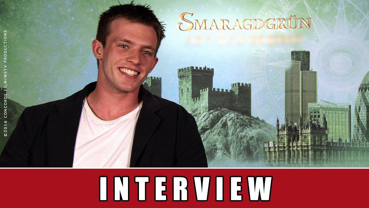 Smaragdgrün - Interview I Jannis Niewöhner