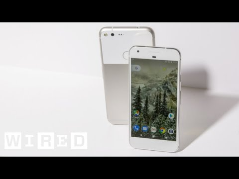 Meet the Pixel, Google's Answer to the iPhone | WIRED