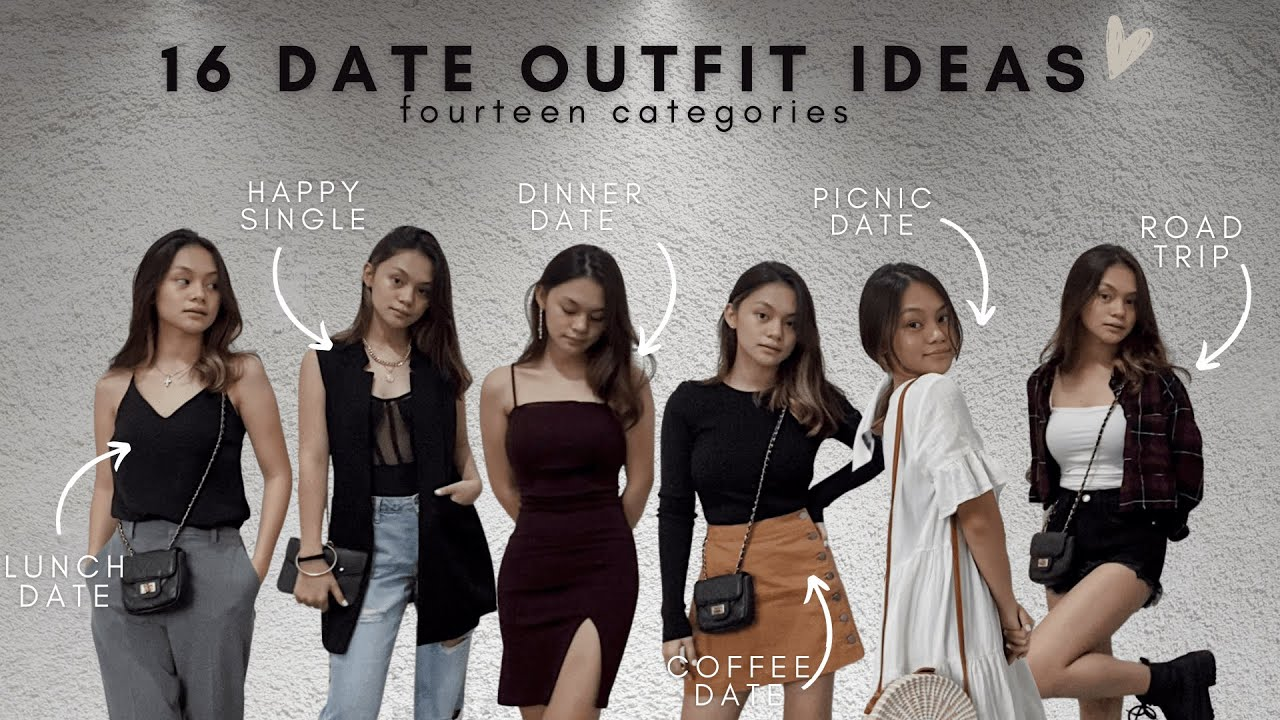 DATE OUTFIT IDEAS 2021 || Michelle G.