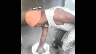 Cómo aplicar estuco tradicional en pared pañetada