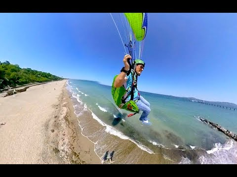 Over the Sea :)