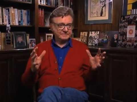 Steve Allen discusses the evolution of The Tonight Show - EMMYTVLEGENDS.ORG