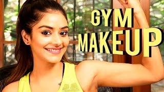Gym Makeup Look | Makeup For Gym | No Makeup Makeup Look | Makeup Tutorial | Foxy Makeup Videos
