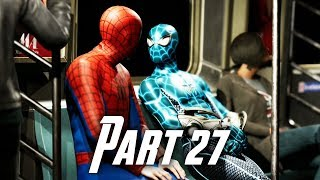 Spider-Man PS4 Gameplay Walkthrough Part 27 - FINDING THE STUDENTS (Full Game)
