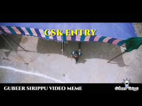CSK Returns In 2018 IPL | 2018 IPL Scenario | CSK Video Meme | Chennai 28 |