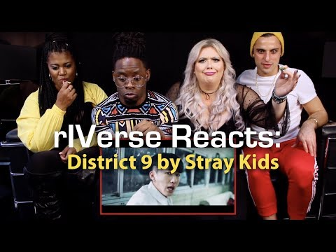 RIVerse Reacts: District 9 By Stray Kids - M/V Reaction